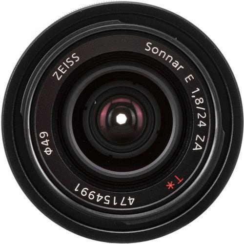 Sony Sonnar T E 24mm f1.8 ZA Lens 4