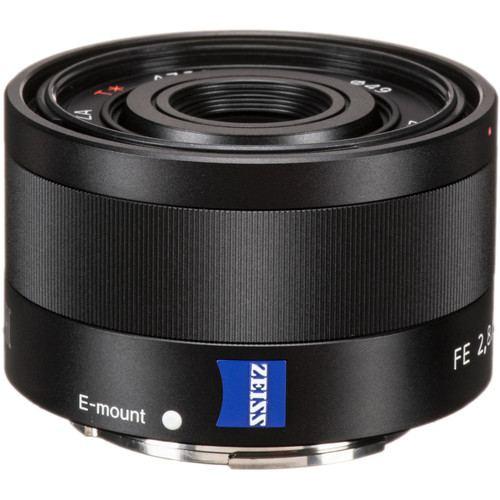 Sony Sonnar T FE 35mm f2.8 ZA Lens 2