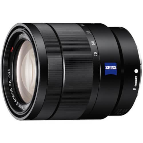 Sony Vario Tessar T E 16 70mm f4 ZA OSS Lens 1