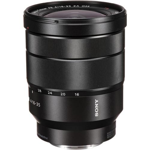 Sony Vario Tessar T FE 16 35mm f4 ZA OSS Lens 1