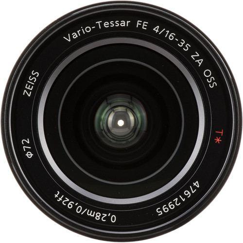 Sony Vario Tessar T FE 16 35mm f4 ZA OSS Lens 3
