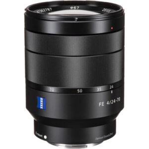 Sony Vario Tessar T FE 24 70mm f4 ZA OSS Lens 2