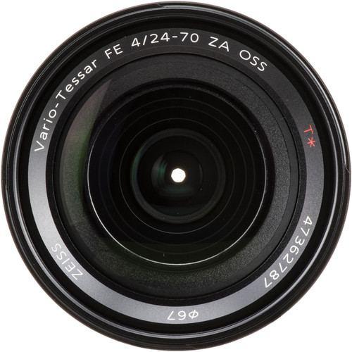 Sony Vario Tessar T FE 24 70mm f4 ZA OSS Lens 3