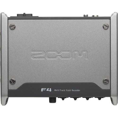 Zoom F4 Multitrack Field Recorder 1
