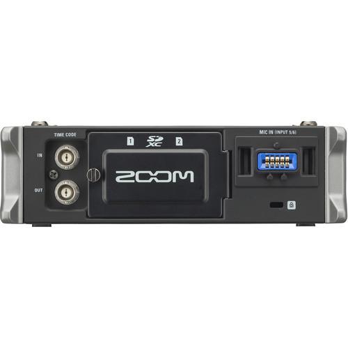 Zoom F4 Multitrack Field Recorder 2
