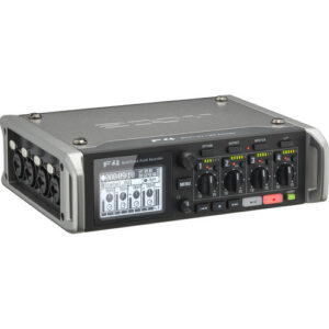 Zoom F4 Multitrack Field Recorder 6