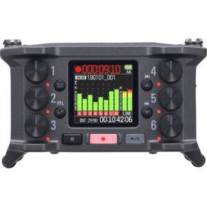 Zoom F6 Multitrack Field Recorder 2