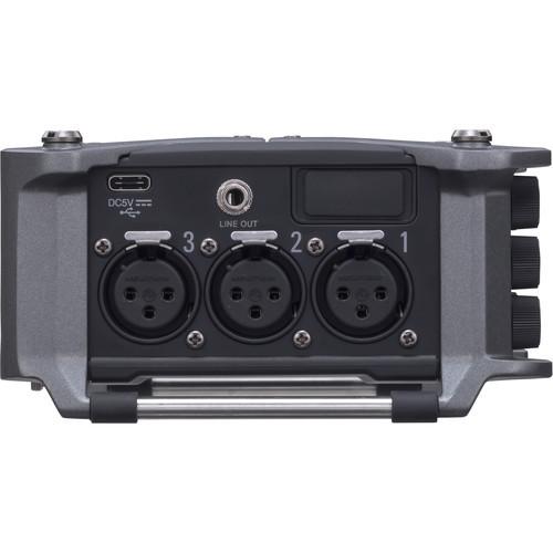 Zoom F6 Multitrack Field Recorder 4