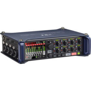 Zoom F8n Multitrack Field Recorder 2
