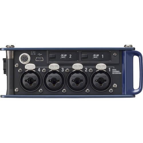 Zoom F8n Multitrack Field Recorder 3