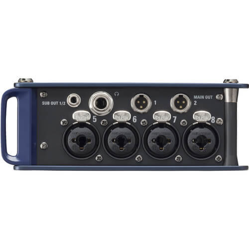 Zoom F8n Multitrack Field Recorder 5
