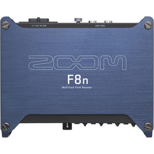Zoom F8n Multitrack Field Recorder 6