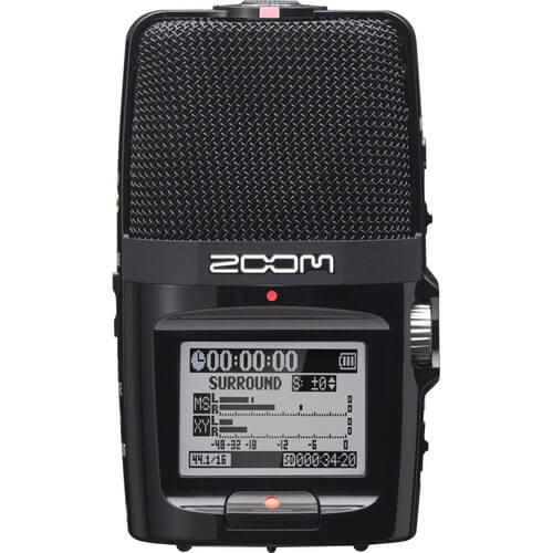Zoom H2n Portable Handy Recorder 1