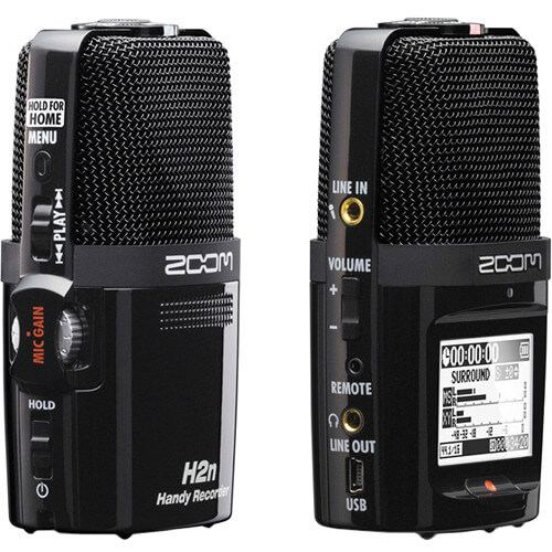 Zoom H2n Portable Handy Recorder 6