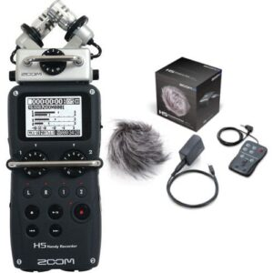 Zoom H5 Portable Handy Recorder 3