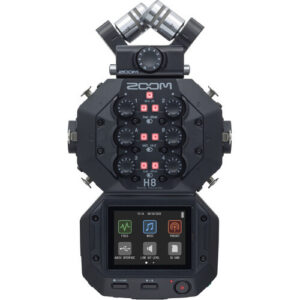 Zoom H8 Portable Handy Recorder unit Only 5