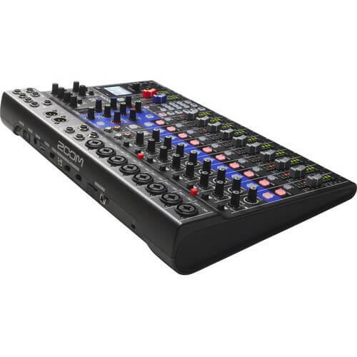 Zoom LiveTrak L 12 Portable Digital Mixer Multitrack Recorder 1