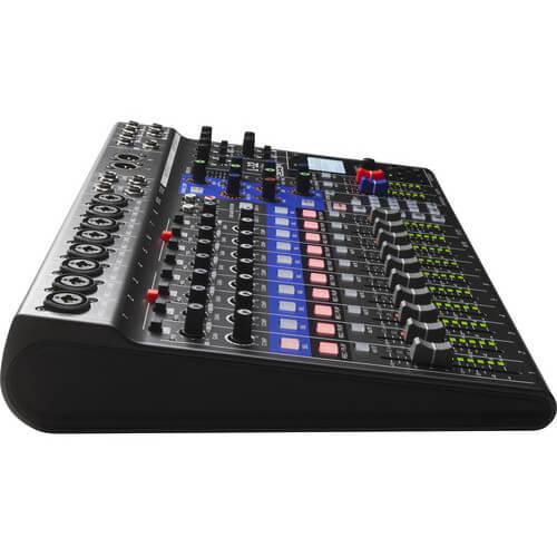 Zoom LiveTrak L 12 Portable Digital Mixer Multitrack Recorder 2