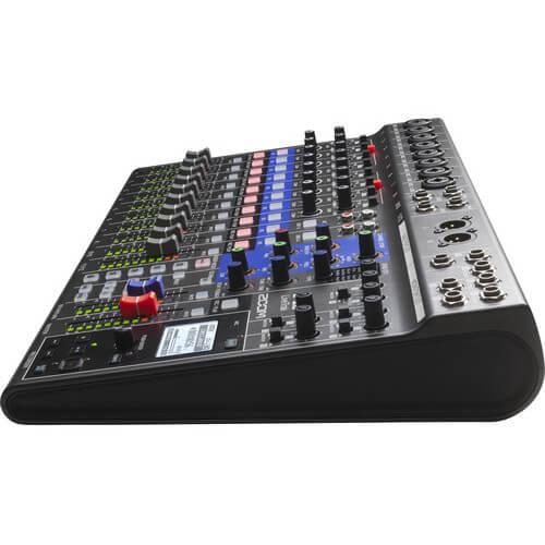 Zoom LiveTrak L 12 Portable Digital Mixer Multitrack Recorder 3