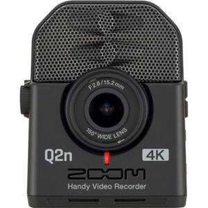 Zoom Q2n 4K Handy Video Recorder 4