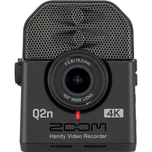 Zoom Q2n 4K Handy Video Recorder 4