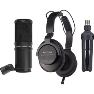 Zoom ZDM 1 Podcast Mic Pack 2