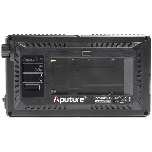 Aputure Amaran AL F7 On Camera Variable Color LED Light 2