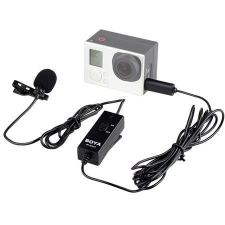 BOYA BY GM10 Pro Audio Lavalier Microphone 5