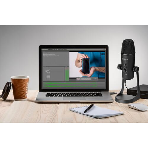 BOYA BY PM700 Multipattern USB Microphone 4