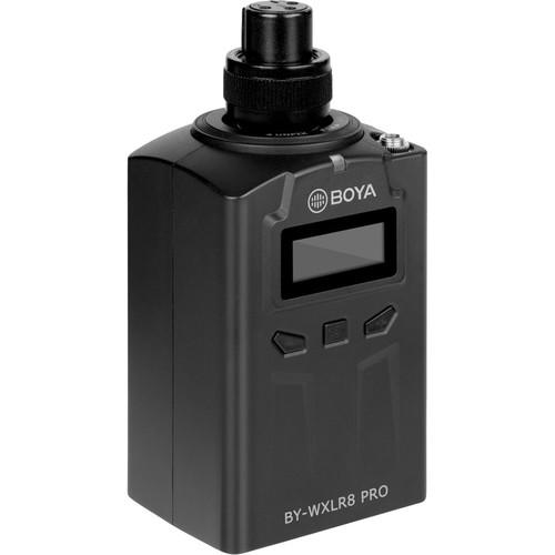 BOYA BY WXLR8 PRO XLR Transmitter 1