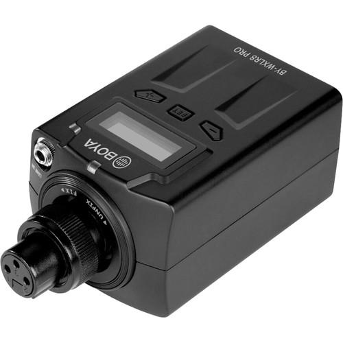 BOYA BY WXLR8 PRO XLR Transmitter 2