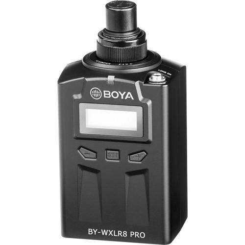 BOYA BY WXLR8 PRO XLR Transmitter 3