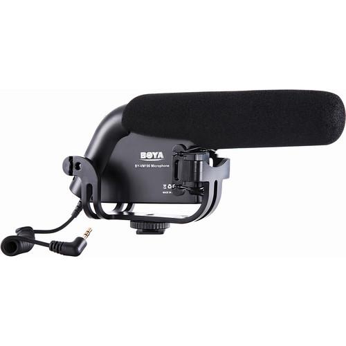BOYA Supercardioid Shotgun Microphone 1