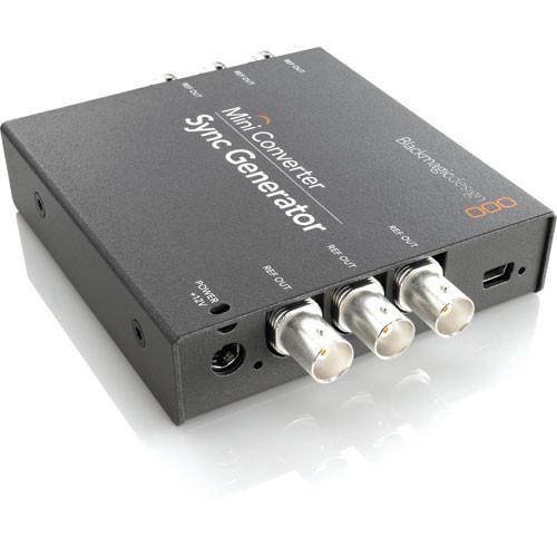 BlackMagic Converter Mini Sync Generator 1