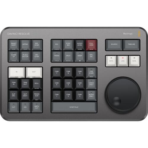 BlackMagic DaVinci Resolve Speed Editor 2