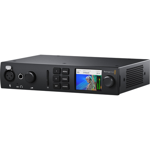 BlackMagic Desktop Video UltraStudio 4K Mini 1