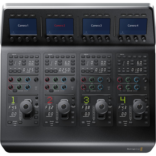Blackmagic Design ATEM Camera Control Panel 2