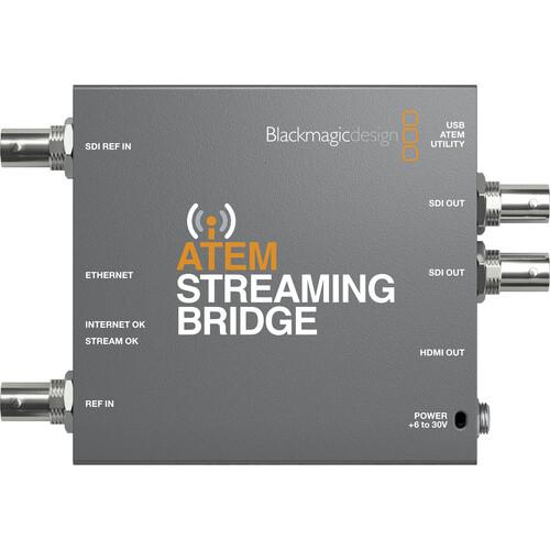Blackmagic Design ATEM Streaming Bridge 3