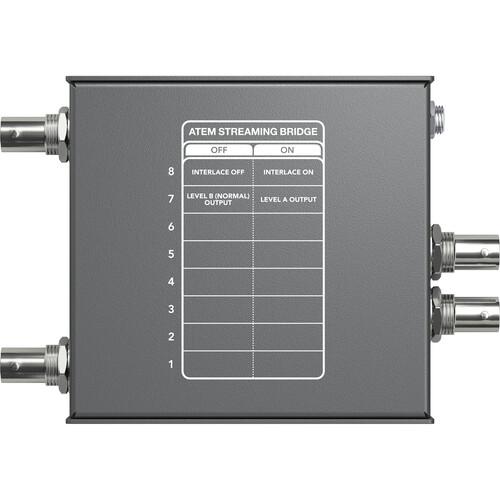 Blackmagic Design ATEM Streaming Bridge 4