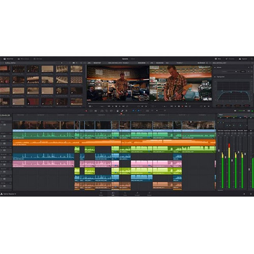 Blackmagic Design DaVinci Resolve 17 Studio Dongle 1