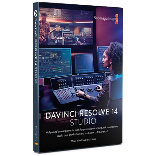 Blackmagic Design DaVinci Resolve 17 Studio Dongle 2