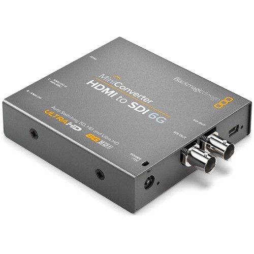 Blackmagic Design HDMI to SDI 6G Mini Converter 1