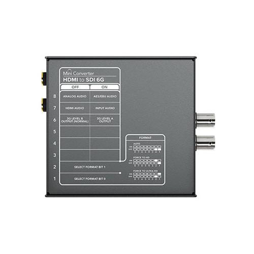 Blackmagic Design HDMI to SDI 6G Mini Converter 2