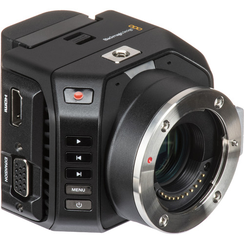 Blackmagic Design Micro Cinema Camera 1
