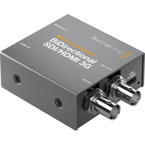 Blackmagic Design Micro Converter BiDirectional SDIHDMI 3G PSU 2