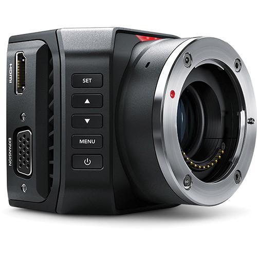 Blackmagic Design Micro Studio Camera 4K 3