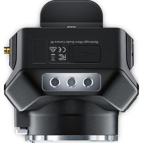 Blackmagic Design Micro Studio Camera 4K 5