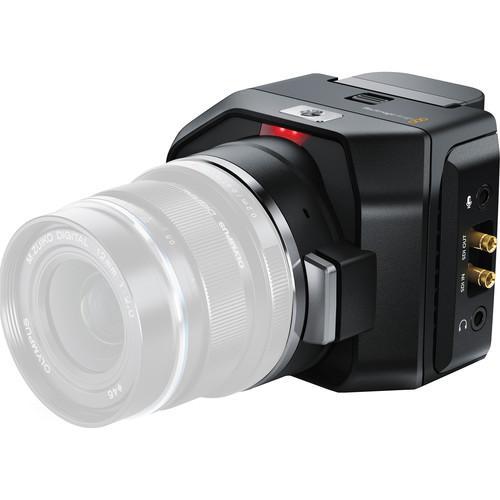 Blackmagic Design Micro Studio Camera 4K 6