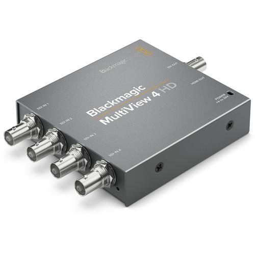 Blackmagic Design MultiView 4 HD 2