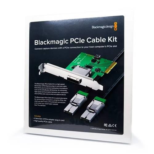 Blackmagic Design PCIe Cable Kit 2